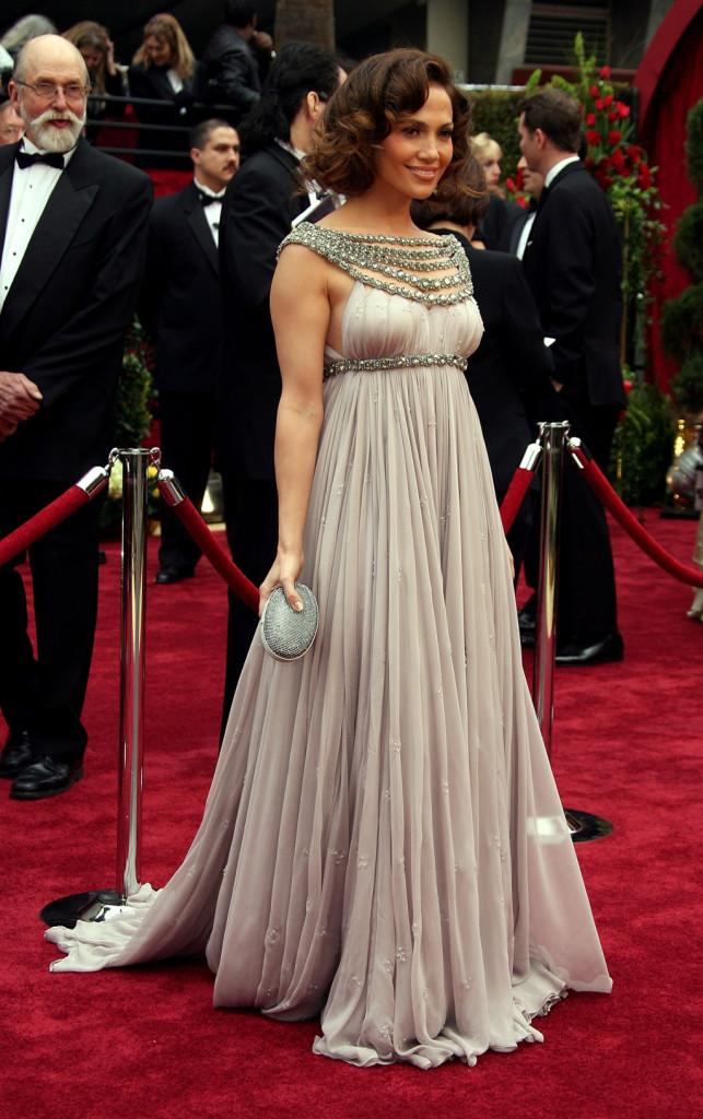 Capelli con onde super voluminose per gli Oscar 2007