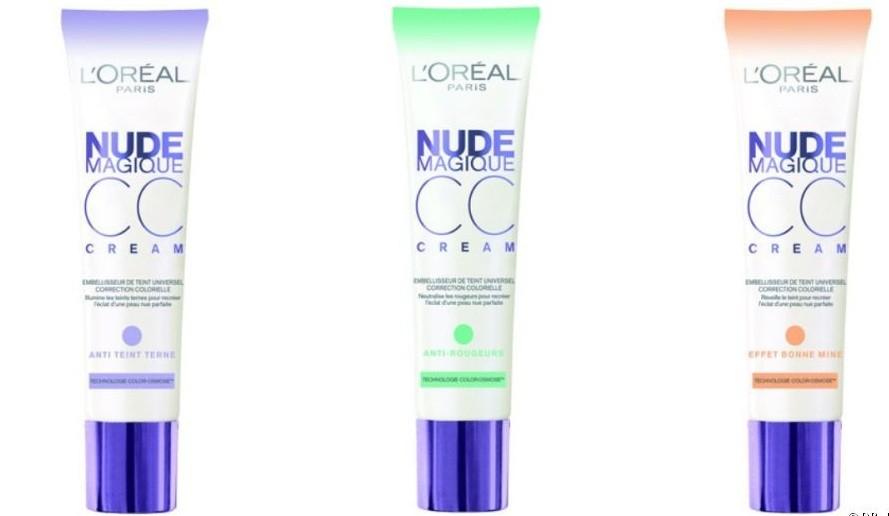 CC Cream di L'Oreal Paris