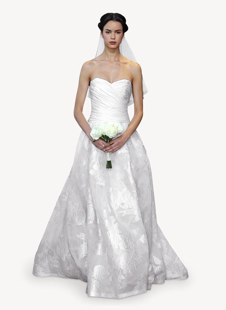 Carolina Herrera, collezione sposa 2014