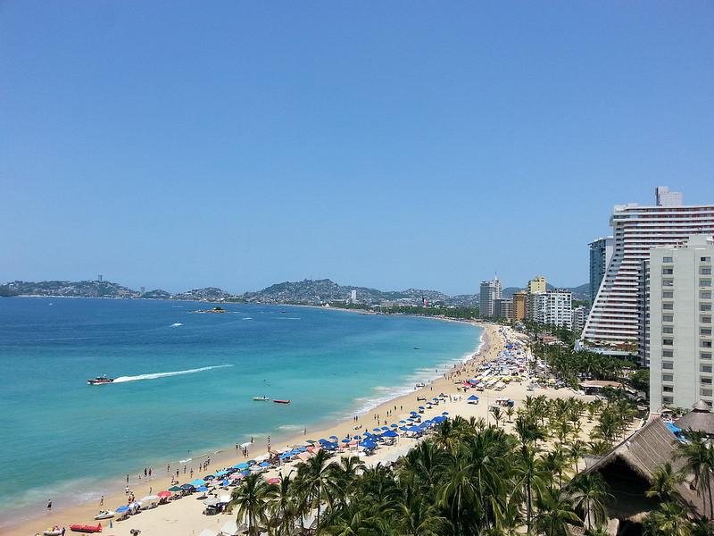 Una delle città più conosciute e la più turistica del Messico, Acapulco