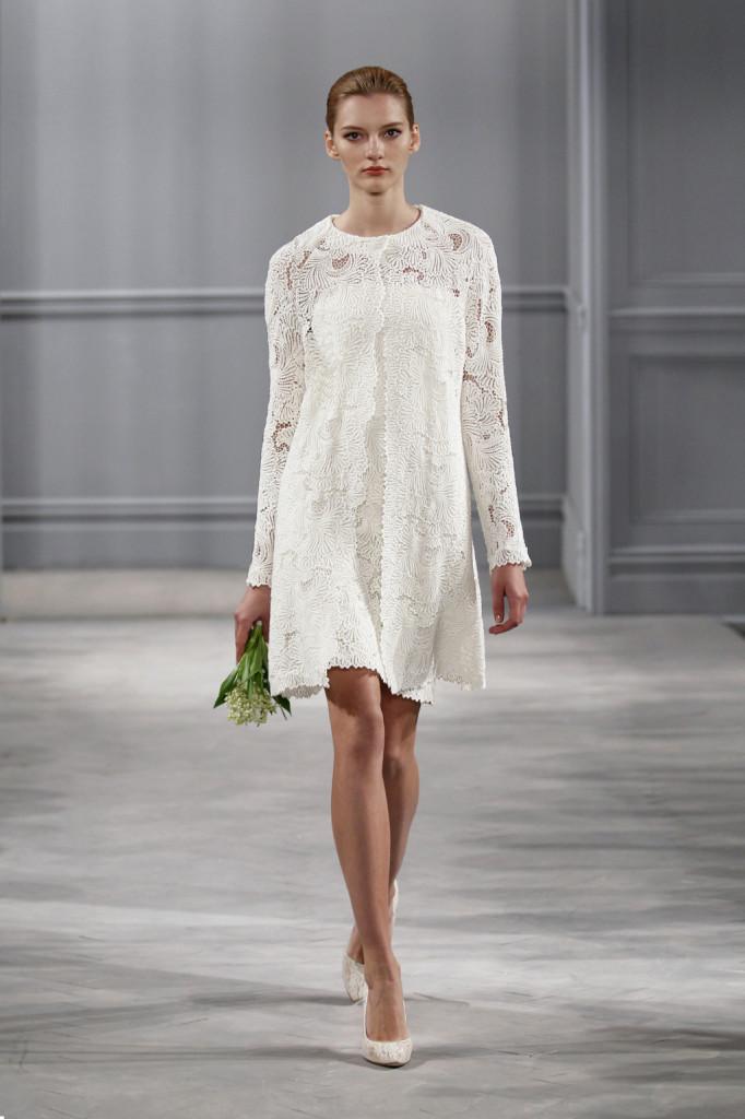 Andie, collezione sposa di Monique Lhuillier