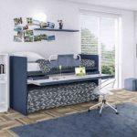 Angolo studio con scrivania estraibile Cia International