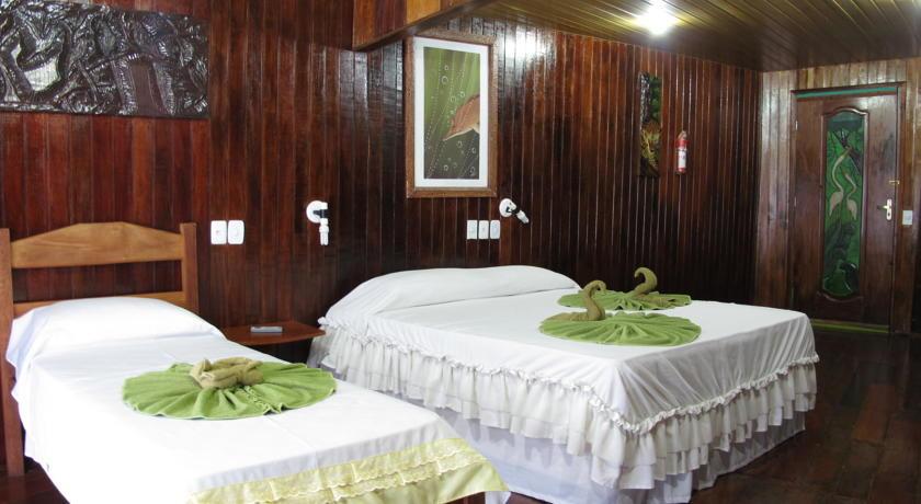Ariau Amazon Towers Hotel, Amazonas, Brasile