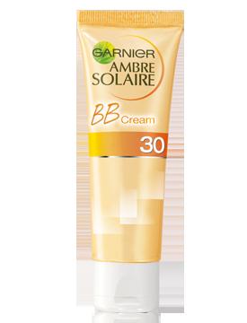BB Crema Solare Garnier con SPF 30