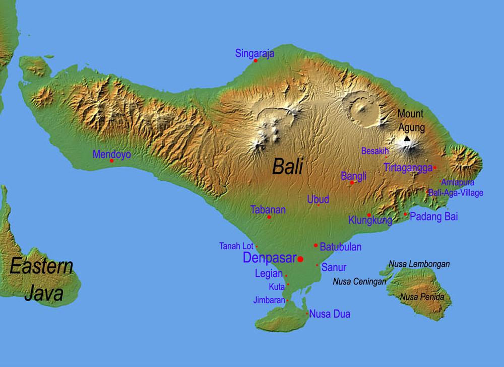 Isola di Bali, per un viaggio fra mare, natura e spiritualità