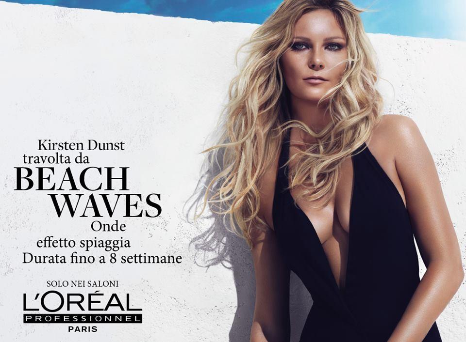 Il trattamento Beach Waves L'Oreal