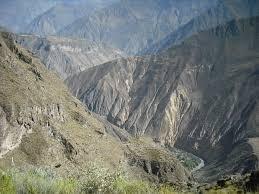 Canyon de Colca, Arequipa / wikimedia