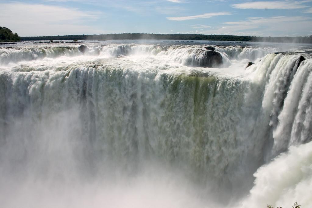Cascate di Iguazù / wikipedia