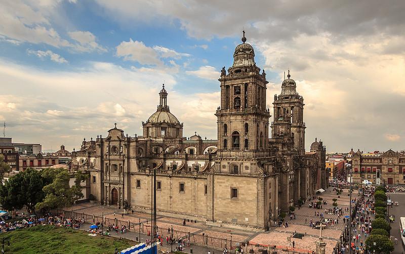 Cattedrale della Città del Messico