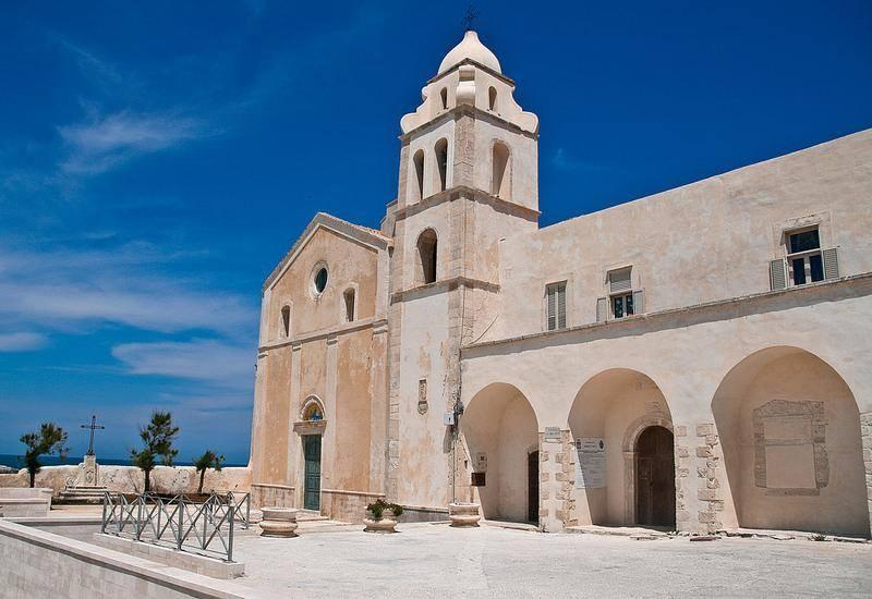 La Cattedrale di Vieste