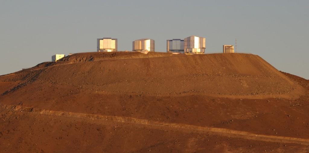 Cerro Paranal / wikipedia