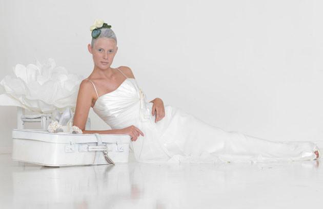 Collezione Lunare, abiti da sposa Anna Ceruti