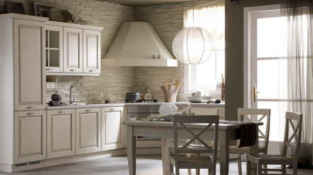 La cucina modello Memory di Veneta Cucine: lo
