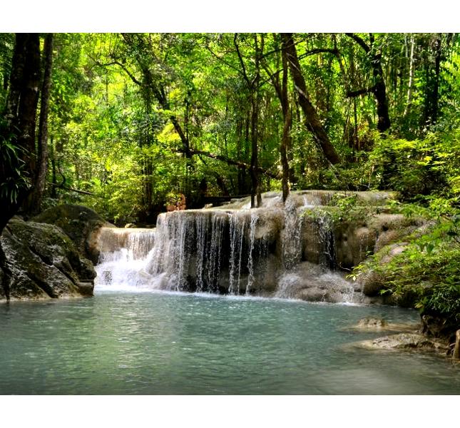 Paradisi terrestri: le Erawan Falls