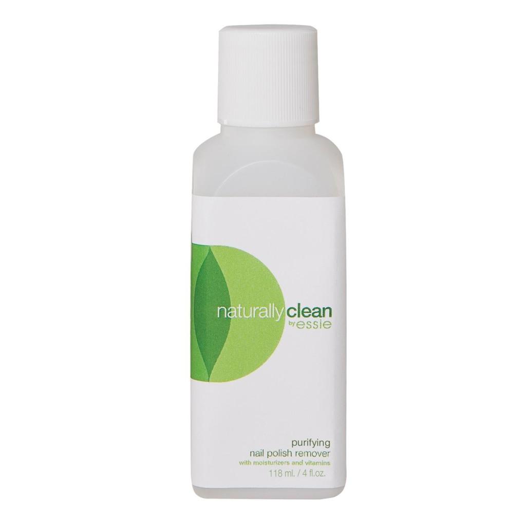 Anti-Bacterial Nail Polish Remove