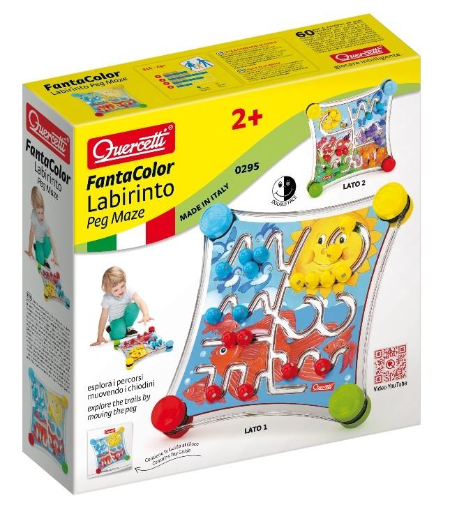 Fantacolor Labirinto, età 2+ prezzo 19,90 Euro
