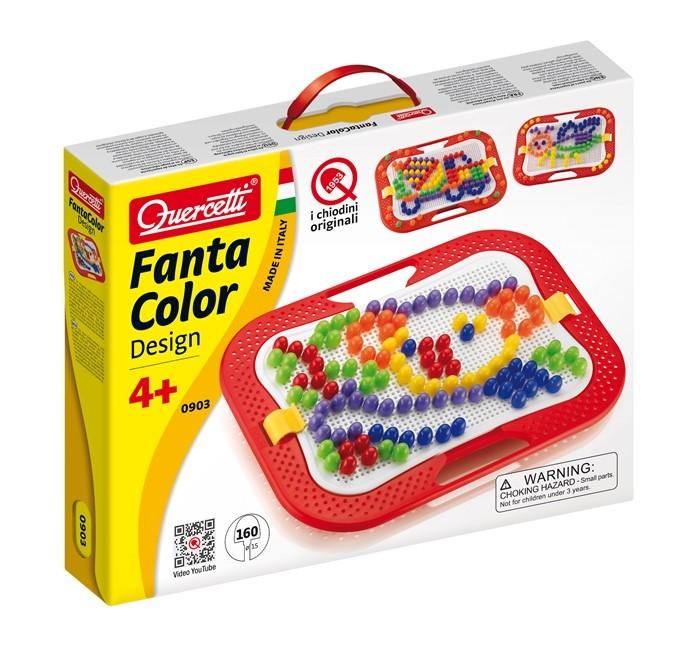 Fantacolor Design chiodini, età 4+ prezzo 13,90 Euro