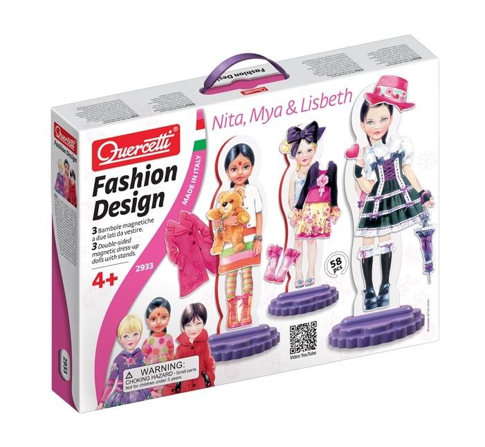Fashion Design per bambine, età 4+ prezzo 31,50 Euro