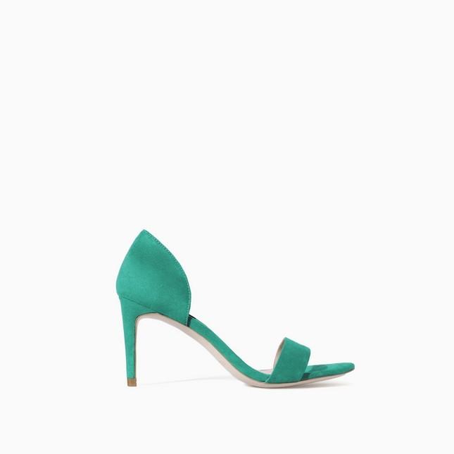 Sandali con tacco medio di Zara