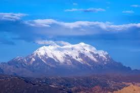 Illimani, La Paz, Bolivia / wikipedia
