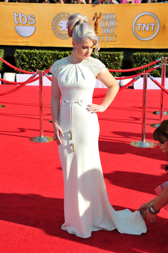 Kelly Osbourne, 18th Annual Screen Actors Guild Awards