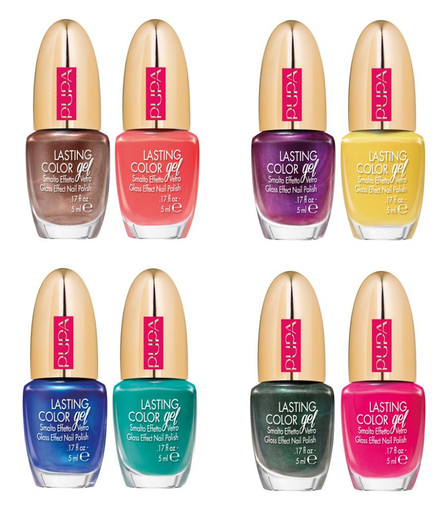 Una linea ispirata ai colori tropicali e del Brasile disponibile in vendita in confezioni duo