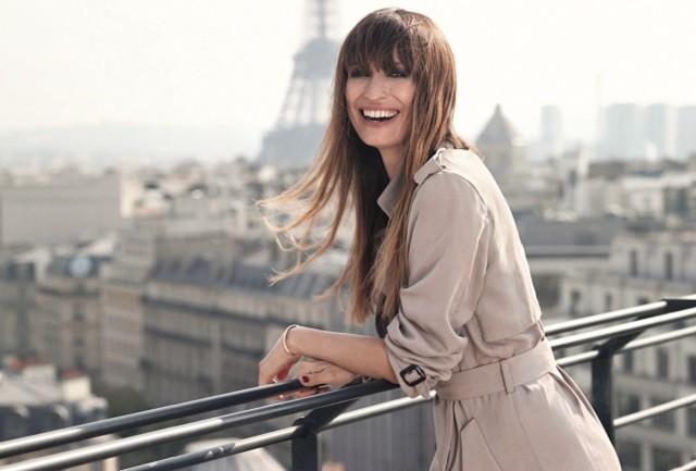 Caroline De Maigret, la nuova musa di Lancome. Credits: ©Nico for Lancôme