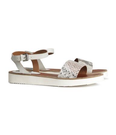 Sandali slip-on H&M