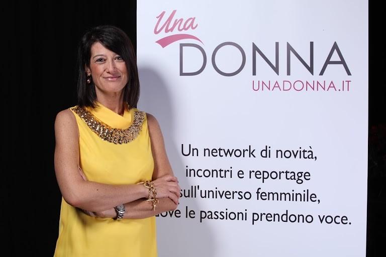 Il Direttore Editoriale di UnaDonna.it Luisa Pisano
