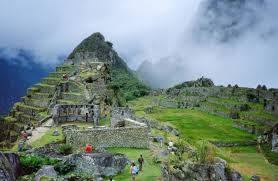 Machu Picchu / wikimedia