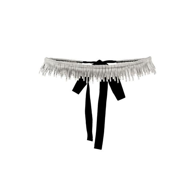 Cintura in perline di Maison Martin Margiela