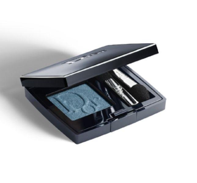 L'ombretto Dior Backstage Wet & Dry Diorshow Mono nella tonalità Blue Denim, per uno sguardo luminoso