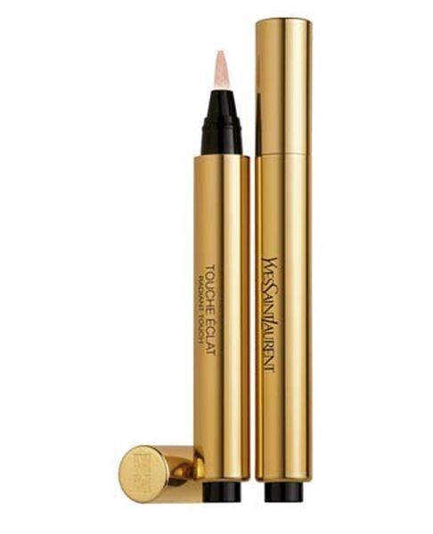 La penna illuminante Yves Saint Laurent Touche Eclat è l'ideale per creare uno sguardo naturalmente luminoso