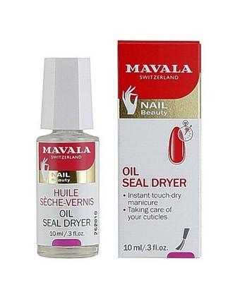 Un doppio prodotto: olio per cuticole e fissatore di smalto