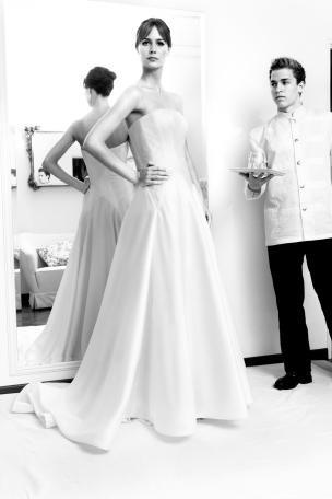 Metropolitan variante, Tosca Spose collezione 2014