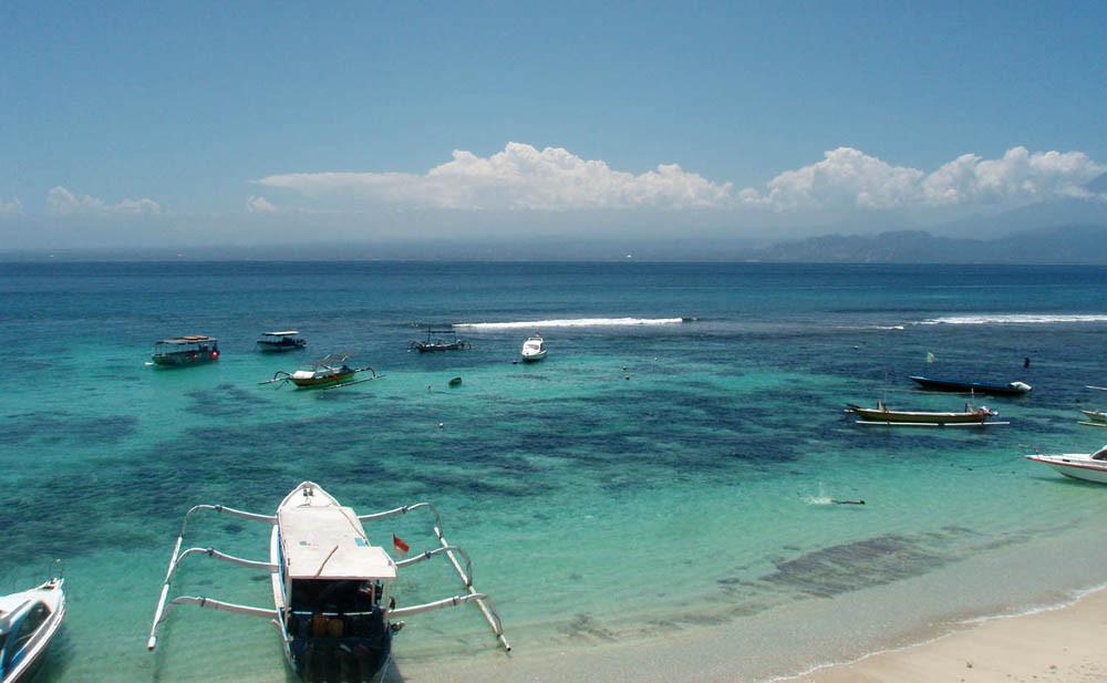 Mushroon Bay, per gli appassionati si snorkeling