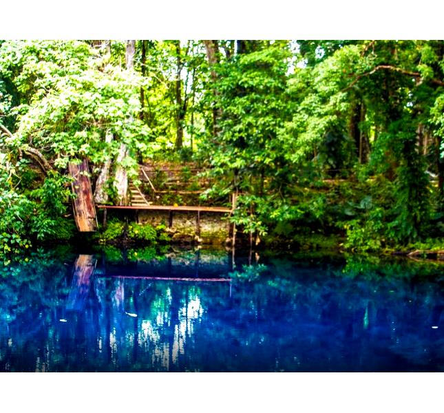 Nanda Blue Hole: azzurro che più azzurro non si può