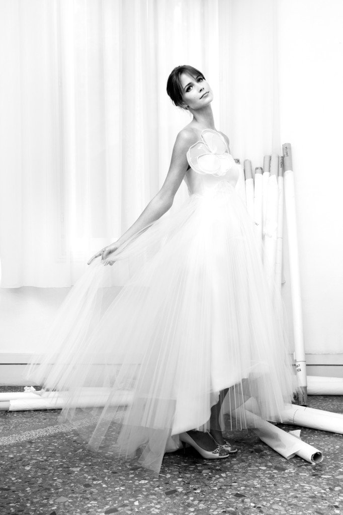 Olimpia, Tosca Spose collezione 2014