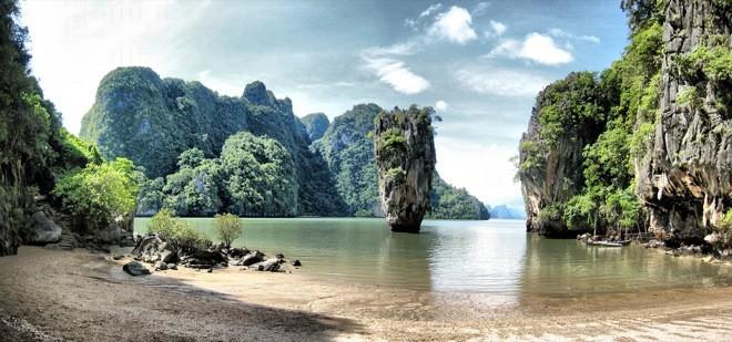Le isole Phi Phi, in Thailandia