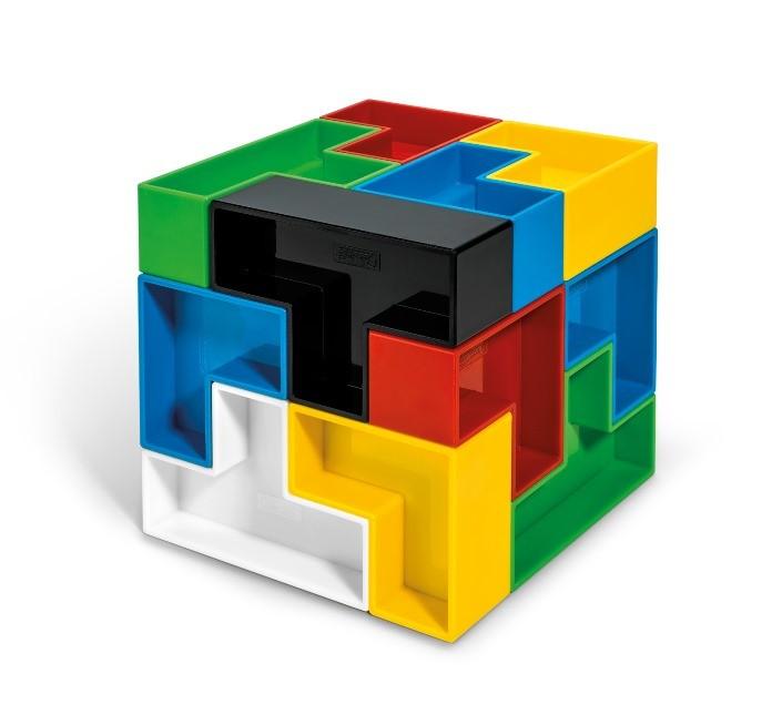 Poli Cubi  costruzioni magiche età 12m+, prezzo 19.90 Euro