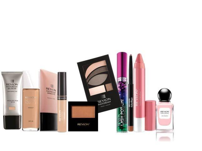 I prodotti del make up Revlon per la sfilata Kocca PE 2015