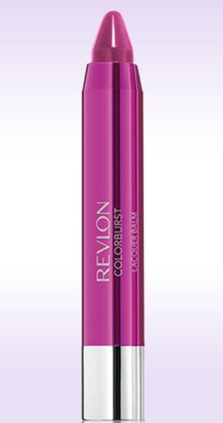 Look luminoso ed effetto bagnato con il rossetto Revlon Colorbust Laquer Balm (12,20 euro), utilizzato nella tonalità Demure per la sfilata Kocca PE 2015