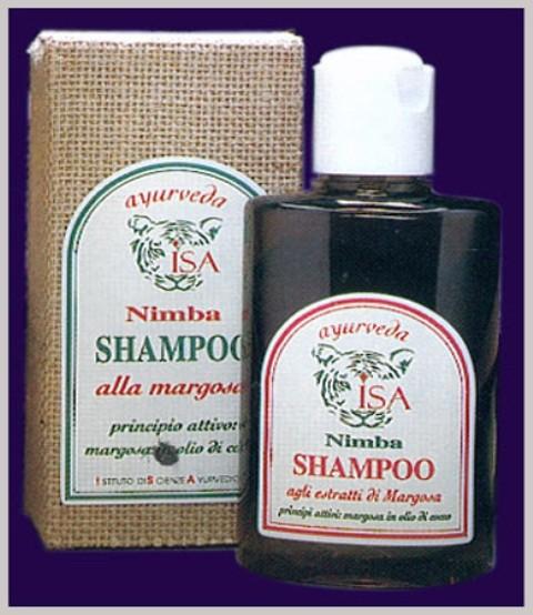 S.A.I. Ayurveda capelli, shampoo nimba
