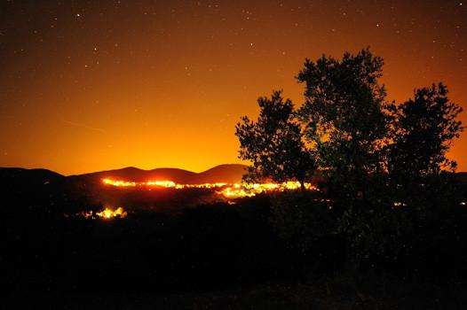 La notte di San Lorenzo è uno degli eventi più caratteristici dell'estate