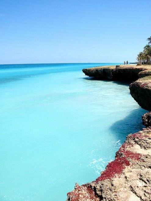 Mare a perdita d'occhio: Sea Cliff, Cuba