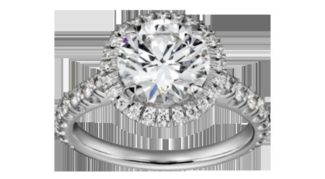 Cosa c'è di meglio per festeggiare l'anniversario di nozze? I diamanti sono sempre perfetti!
