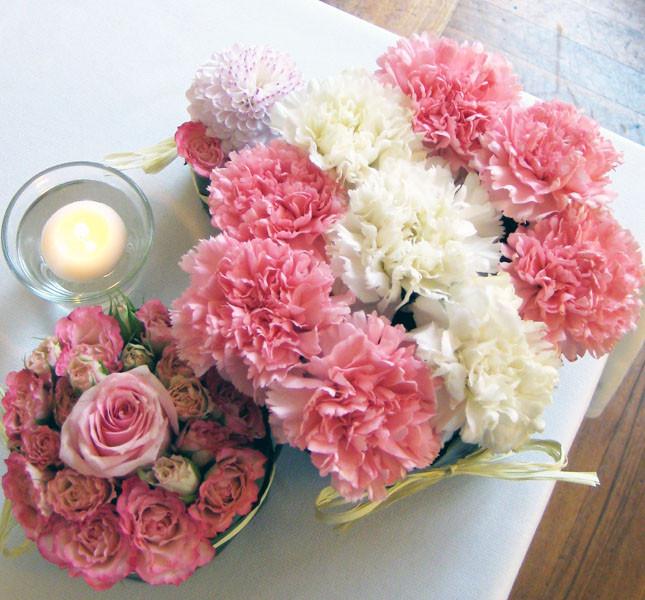 Sushi di fiori di Bluemilia Flower Studio
