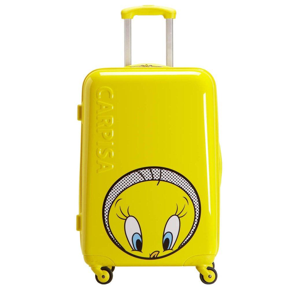 Una linea dedicata ai più piccoli: Trolley Tweety, 89.90 euro
