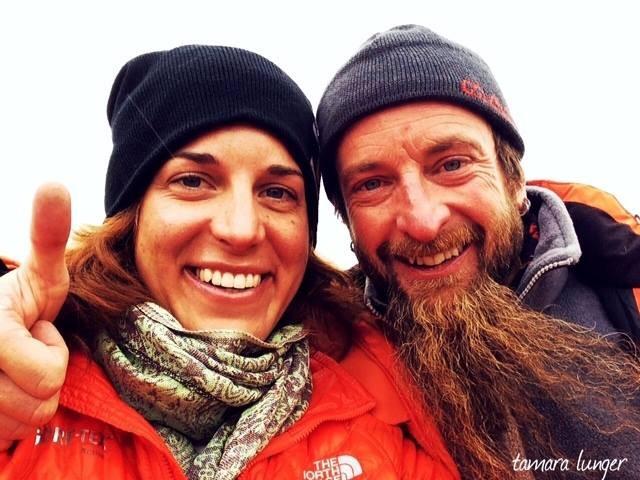Tamara Lunger e Nikolaus Gruber