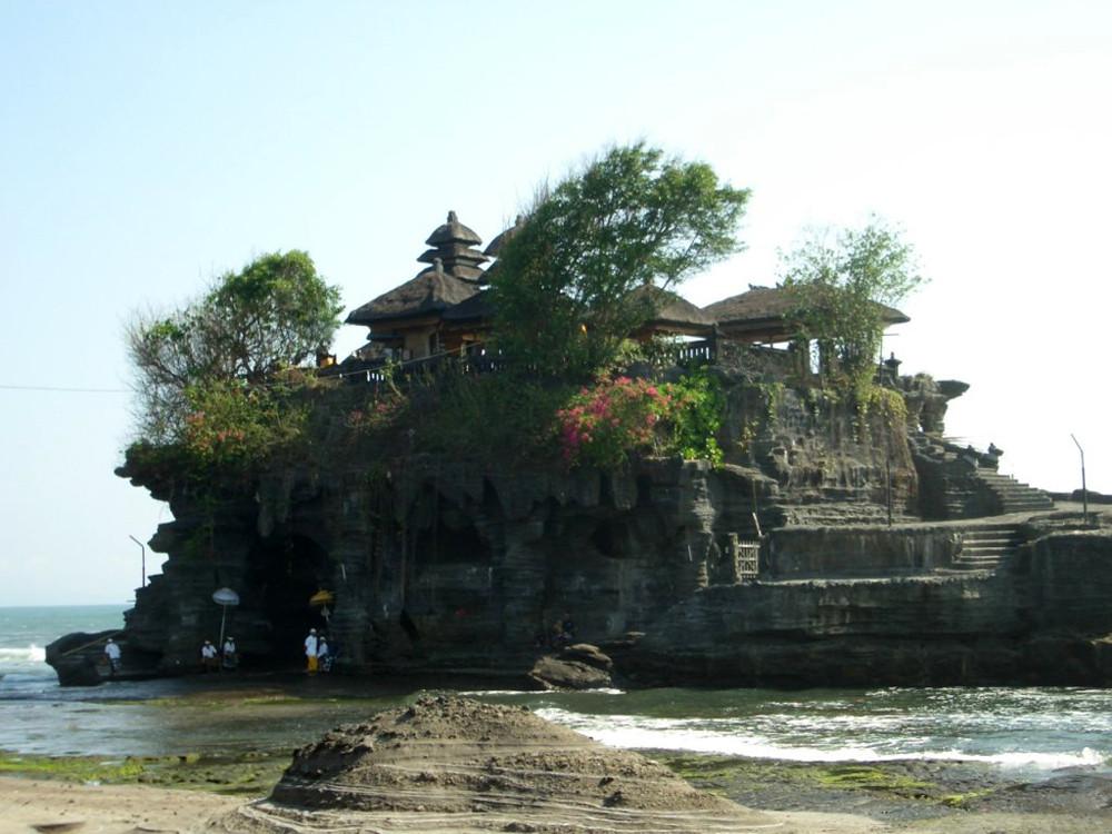 Uno dei templi induisti più caratteristici dell'isola